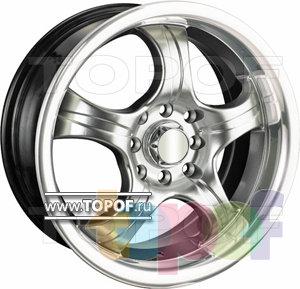 Колесные диски Cam 308. Изображение модели #1