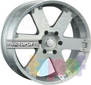 Колесные диски Cam 326. Изображение модели #1