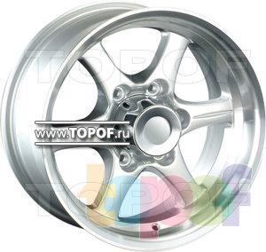 Колесные диски Cam 331. Изображение модели #1