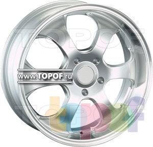 Колесные диски Cam 336. Изображение модели #1