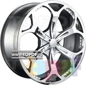 Колесные диски Cam 347. Изображение модели #1
