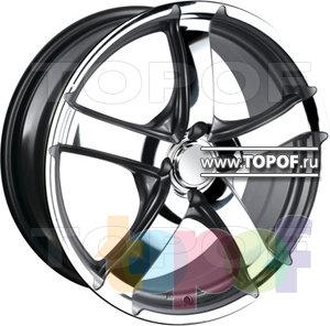 Колесные диски Cam 350. Изображение модели #1