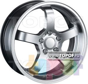 Колесные диски Cam 374. Изображение модели #1