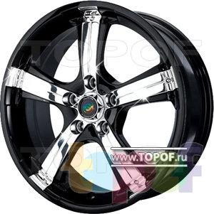Колесные диски Cam Alu Chrome 306 AC2
