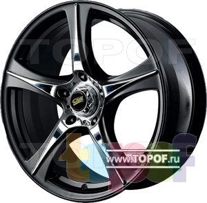Колесные диски Cam Alu Chrome 329 AC2