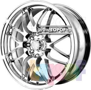 Колесные диски Cam Alu Chrome 349 AC1