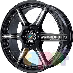 Колесные диски Cam Alu Chrome 352 AC2. Изображение модели #1