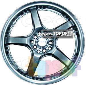 Колесные диски Carwel 501