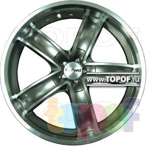 Колесные диски Carwel 503