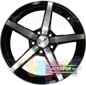 Колесные диски Carwel 505