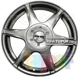 Колесные диски Carwel 601