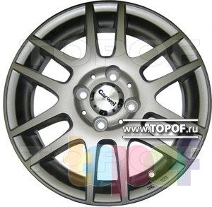 Колесные диски Carwel 902. Изображение модели #1