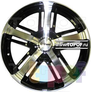 Колесные диски Carwel 904
