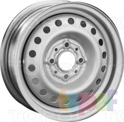 Колесные диски Catwild CT15. Изображение модели #1