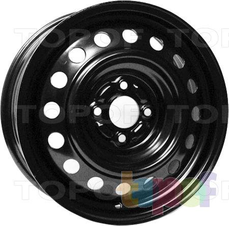Колесные диски Catwild CT19. Изображение модели #1