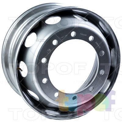 Колесные диски ЧКПЗ 167.521-3101012-11. Изображение модели #1