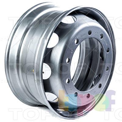 Колесные диски ЧКПЗ 167.521-3101012-11. Изображение модели #2