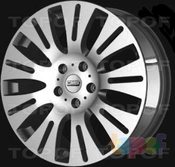 Колесные диски CMS 423 / 424 / 433. Изображение модели #1
