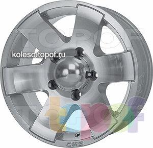 Колесные диски CMS Aegis. Изображение модели #1