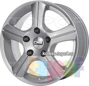 Колесные диски CMS Aramis. Изображение модели #1