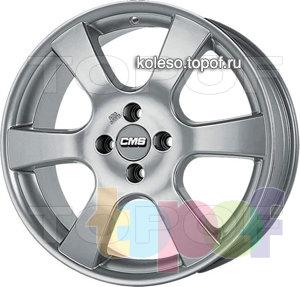 Колесные диски CMS C1. Изображение модели #1