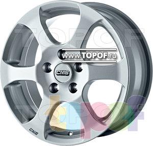 Колесные диски CMS C10