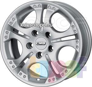 Колесные диски CMS C2