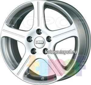 Колесные диски CMS C7. Изображение модели #1