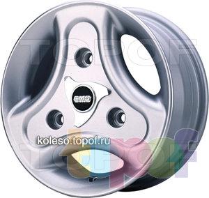 Колесные диски CMS Cupido. Изображение модели #1
