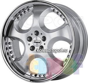 Колесные диски CMS CX. Изображение модели #1