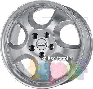 Колесные диски CMS CXmono. Изображение модели #1