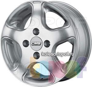Колесные диски CMS Daphne