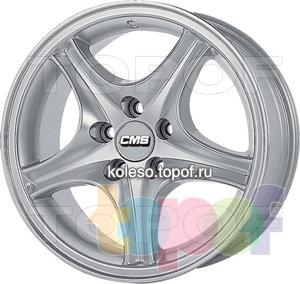 Колесные диски CMS Dido. Изображение модели #1