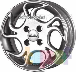 Колесные диски CMS Dionysos. Изображение модели #1