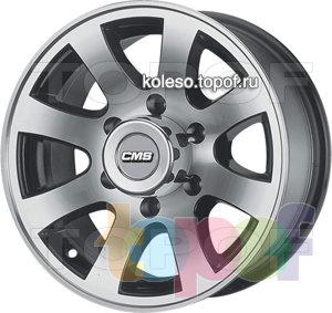 Колесные диски CMS Doris. Изображение модели #1
