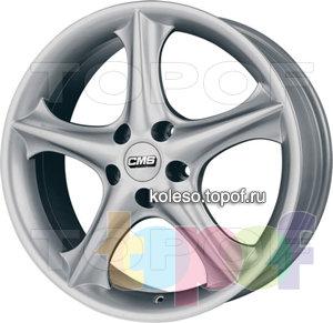 Колесные диски CMS Hurricane. Изображение модели #1