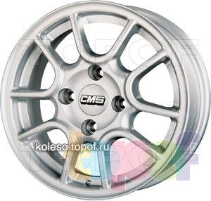 Колесные диски CMS Iris. Изображение модели #1