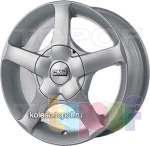 Колесные диски CMS Ishtar