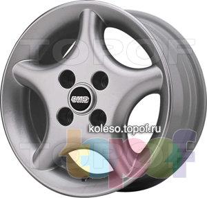 Колесные диски CMS Kalamos. Изображение модели #1