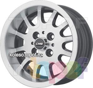 Колесные диски CMS Kalypso. Изображение модели #1