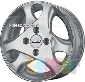 Колесные диски CMS Maira. Изображение модели #1