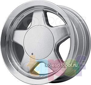 Колесные диски CMS Moira. Изображение модели #1