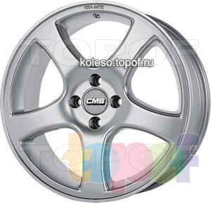 Колесные диски CMS Nemesis. Изображение модели #1