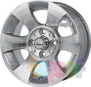 Колесные диски CMS Pandaros