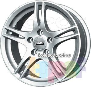 Колесные диски CMS Scimitar. Изображение модели #1