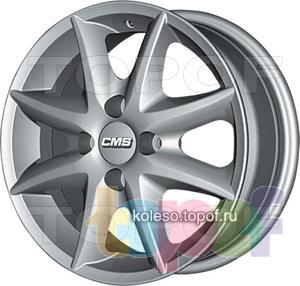 Колесные диски CMS Starfish