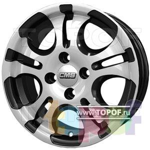 Колесные диски CMS T13. Изображение модели #1