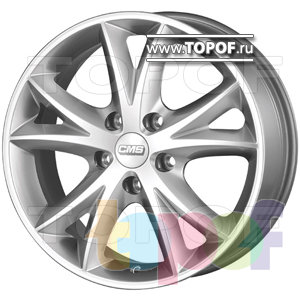 Колесные диски CMS T2. Изображение модели #1