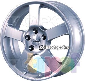 Колесные диски CMS Thunder. Изображение модели #1