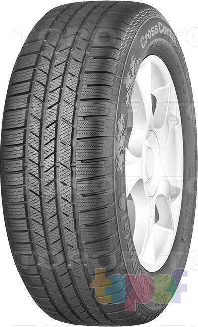 Шины Continental ContiCrossContact Winter 235/65R17 XL 108H FR